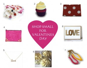 Shop Small Biz for Valentines Day