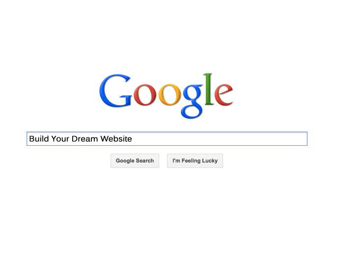 Build Your Dream Website