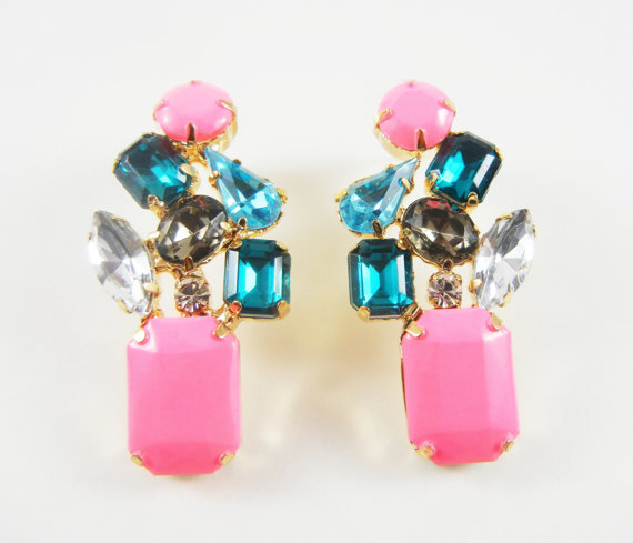 Love Obsessed Jackie Earrings