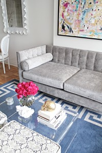 Made By Girl Living Room NYC