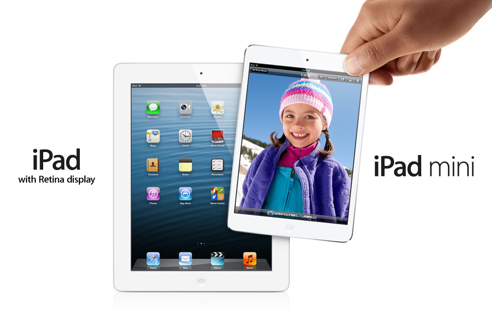 ipad and ipad mini image