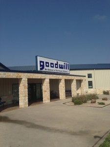 Goodwill temple texas