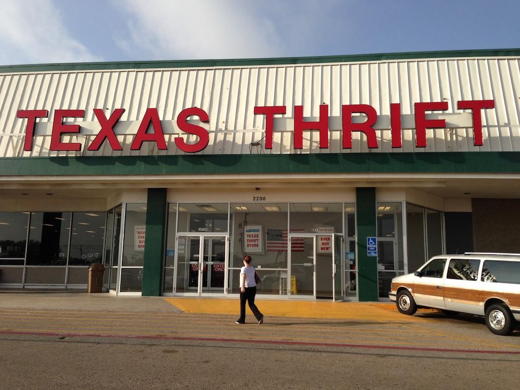 Texas Thrift Killeen Texas