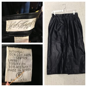Lord Taylor vintage skirt