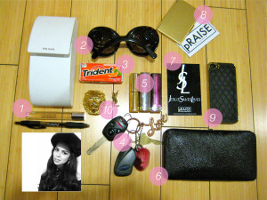 What's In Your Bag: Amalia of pRAISE Clothing