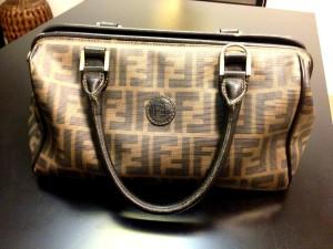 Whats In Your Bag Praise Clothes LA Fendi Bag