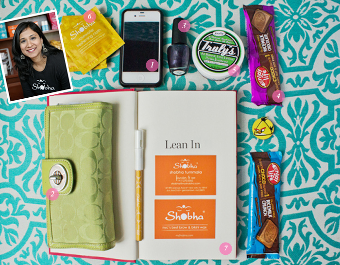 What's In Your Bag: Shoba