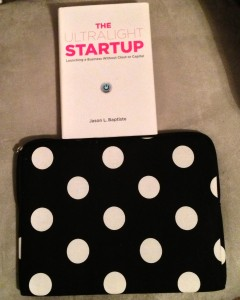The Ultralight Startup, ipad case, ICB giveaway