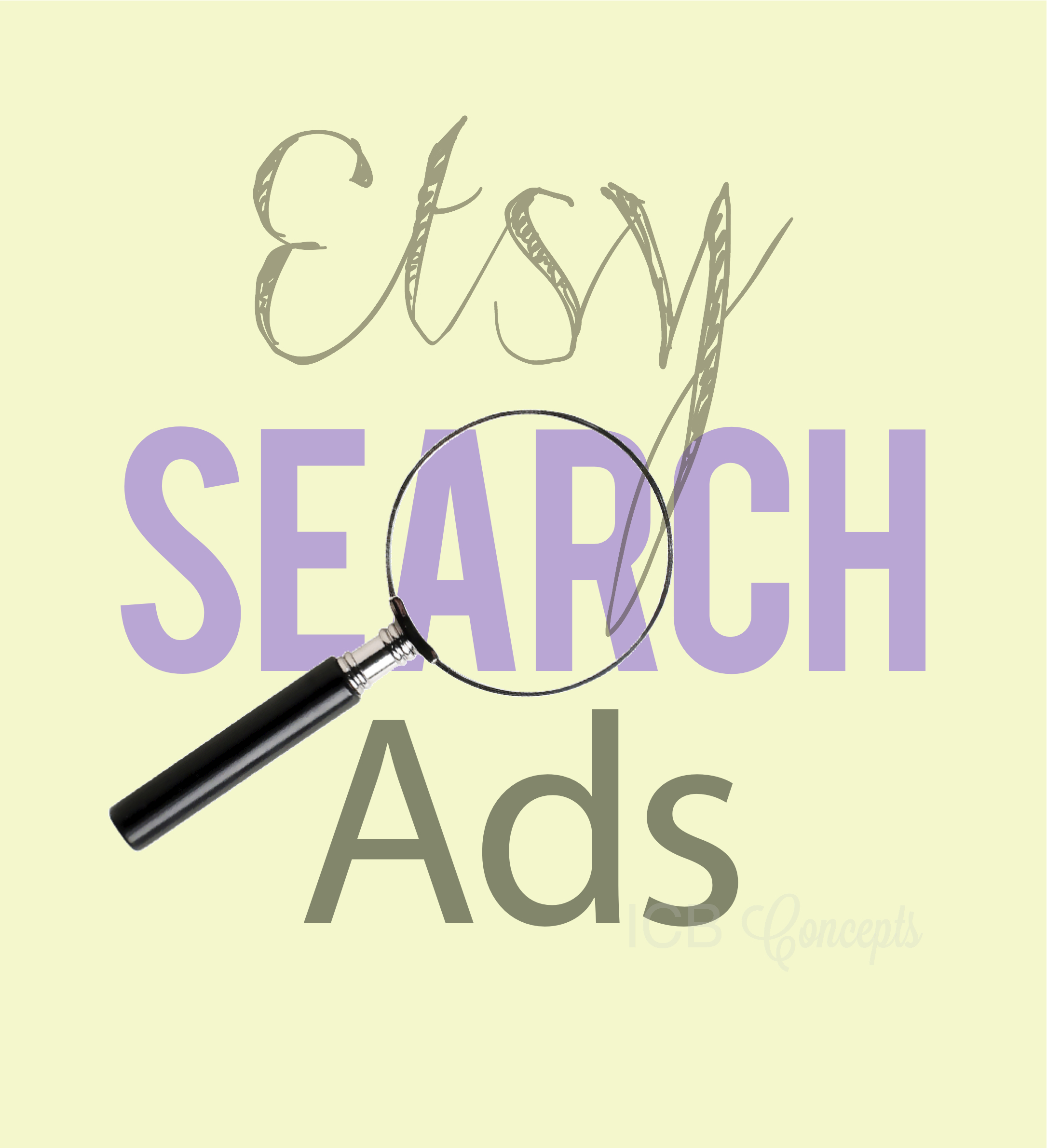 "One Etsy seller thoughts on ""etsy search ad"" program"