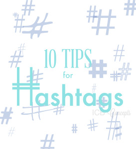 10 tips on how to use hashtags for your small business
