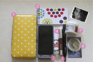 What's In Your Bag: Tasha Burton of Belle Butters Tasha Burton