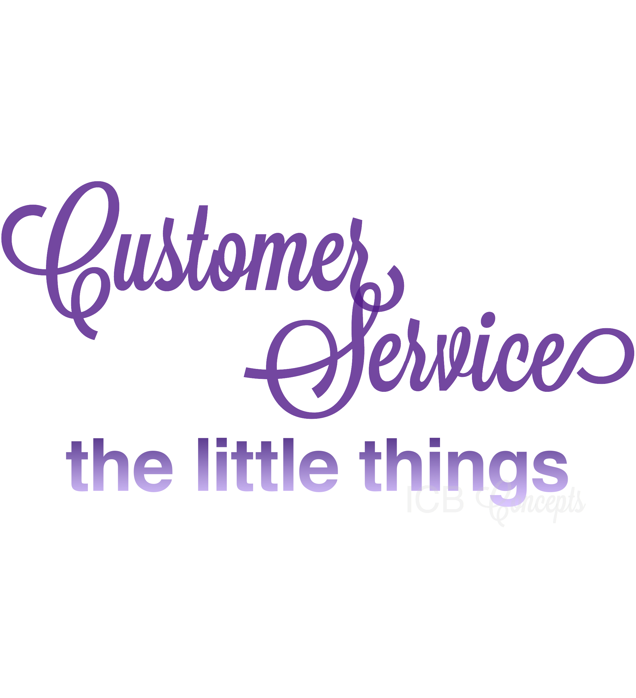 The little details of customer service that really matter for your small business