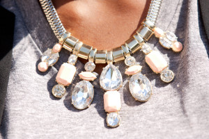Cato's statement necklace