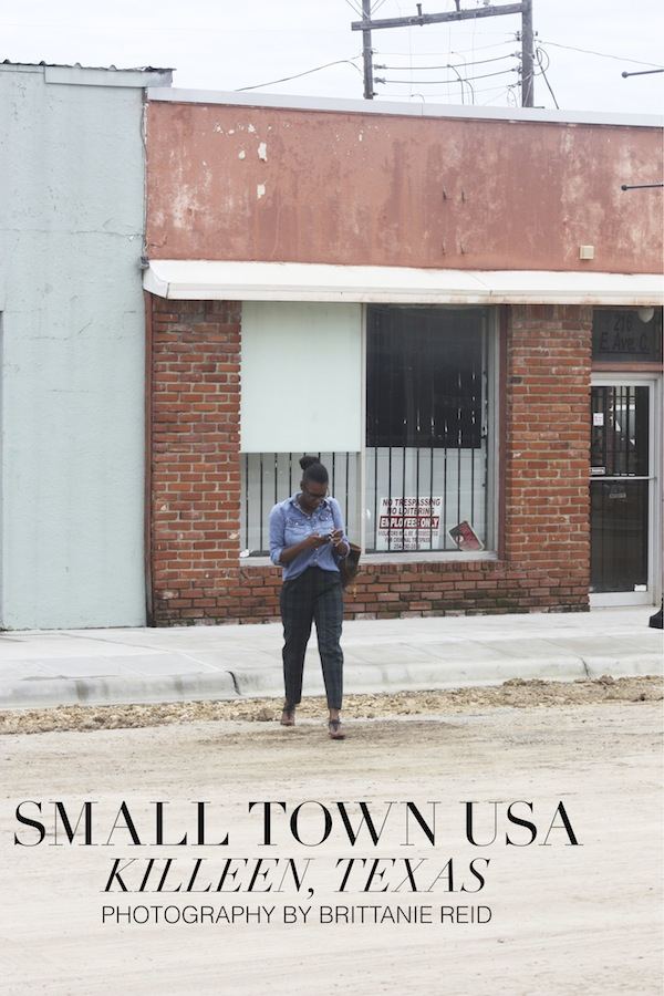 Small town USA: Killeen Texas