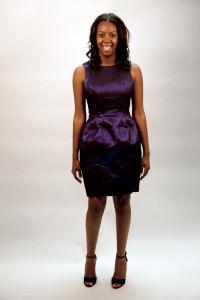 Tasha: H&M Dress 2012 season and Qupid Heels via Urban OG
