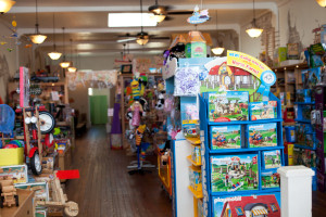 Toy Store Downtown Georgetown