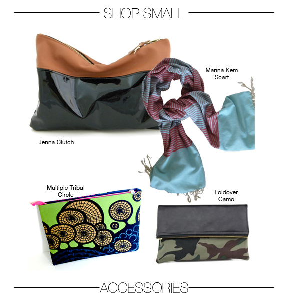Shop Small Accessories
