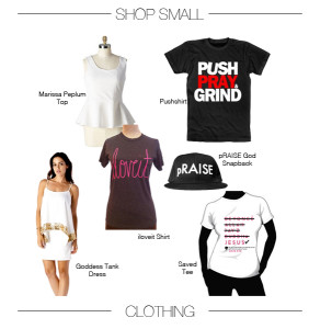 Shop Small Clothing