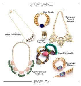 Shop Small Jewelry