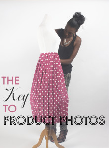 The Key To Product Photos