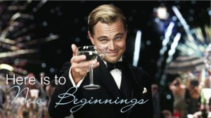Here is to new beginnings 2014