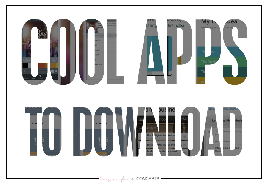 cool productivity and leisure apps for small business owners