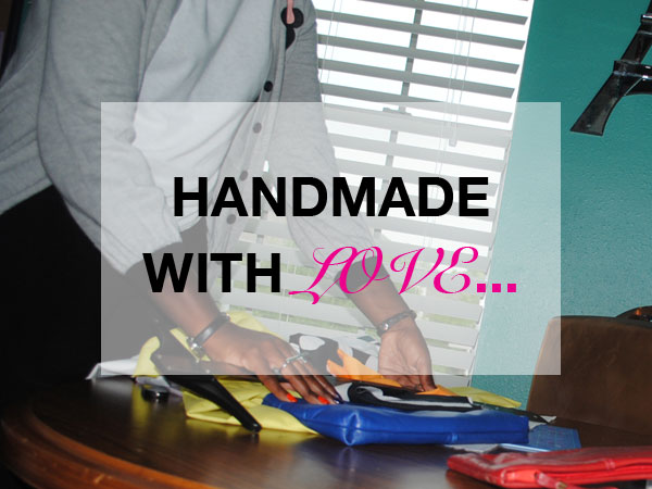 Rocquelle of Consider Me Lovely shares her thoughts on being a handmade entrepreneur