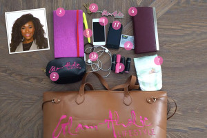 What's In Your Bag: Mia Ray of Confessions of a Glamaholic