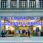 5 Elements of A Successful Brand