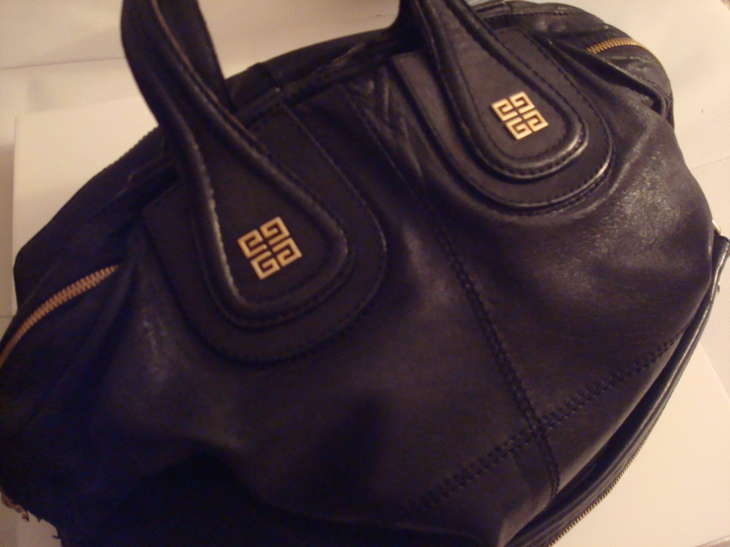 What's In Your Bag Kitiya Givenchy Nightingale bag
