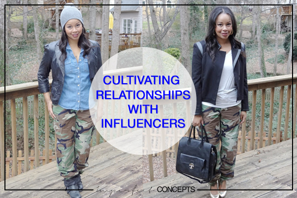 Cultivating Relationships With Influencers