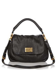 Marc by Marc Jacobs Nikita Satchel in Black