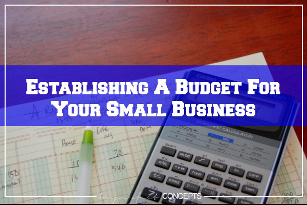 Establishing A Budget For Your Small Business