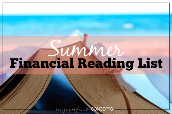 Summer Financial Reading List