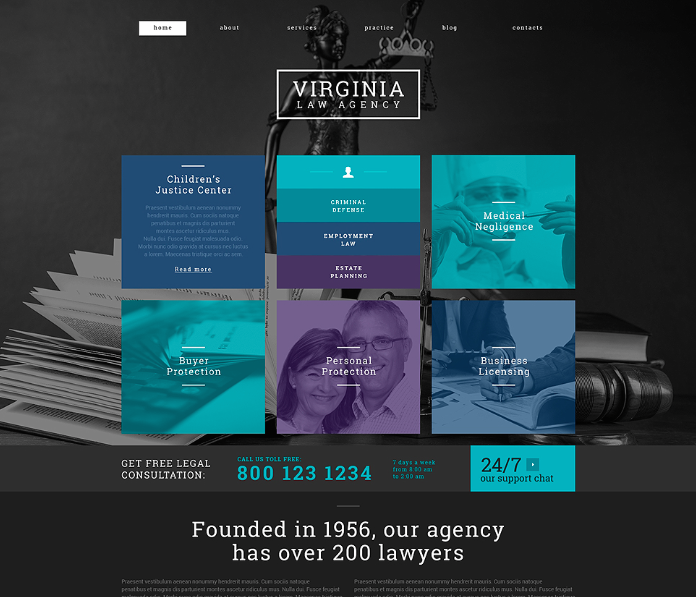 Consulting Theme