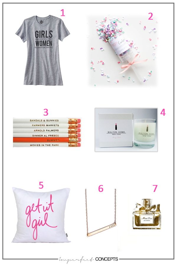 On Our Radar: Just Because Gift List