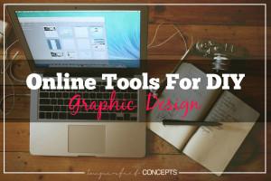 Online Tools For DIY Graphic Design