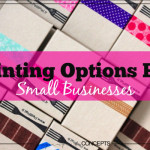 Printing Options For Small Businesses