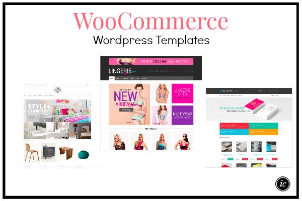 Woocommerce WordPress Templates