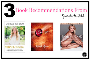 3 Book Recommendations From Sparkle In Gold