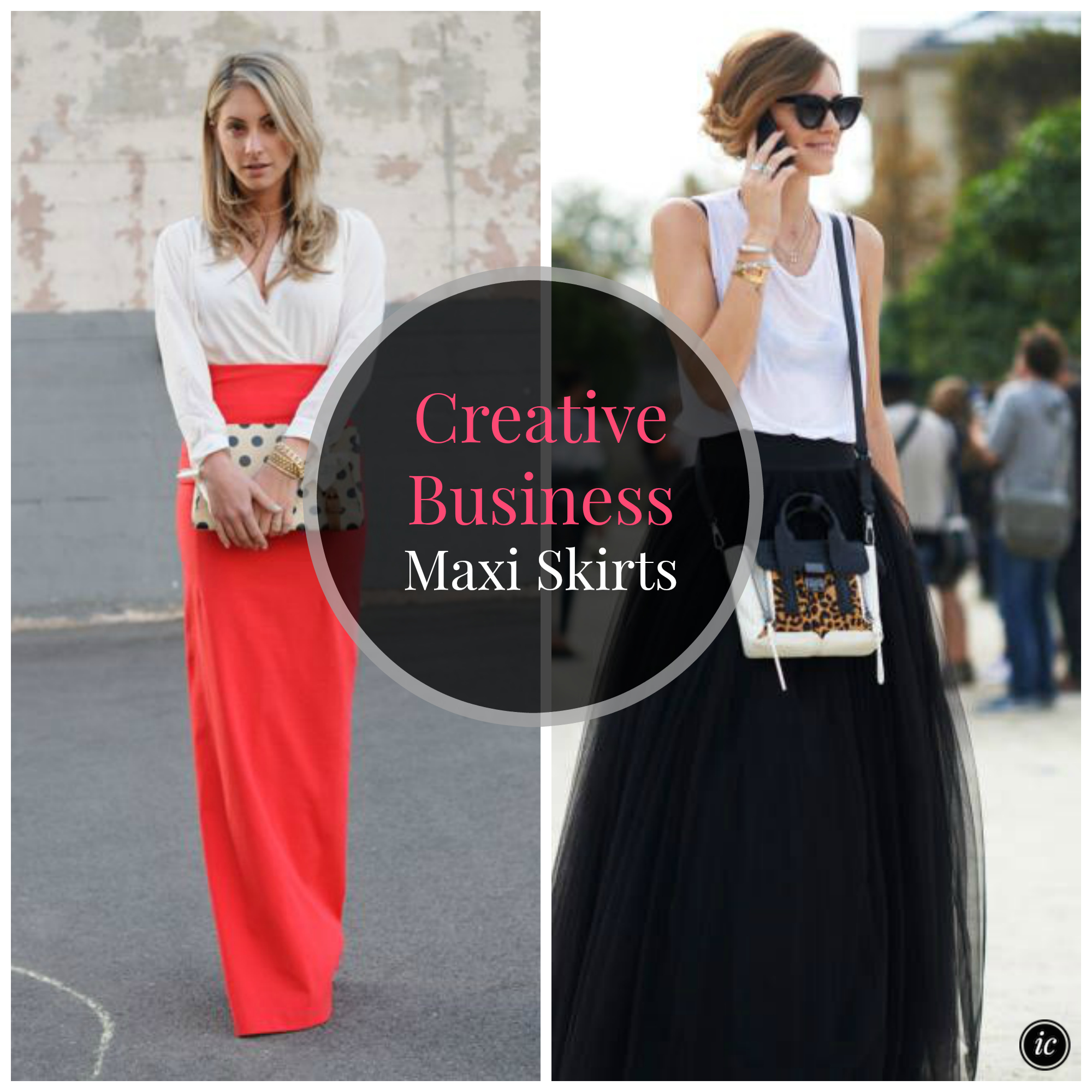 style a maxi dress business