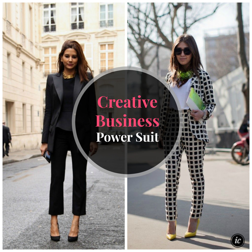 Creative Business Power Suit