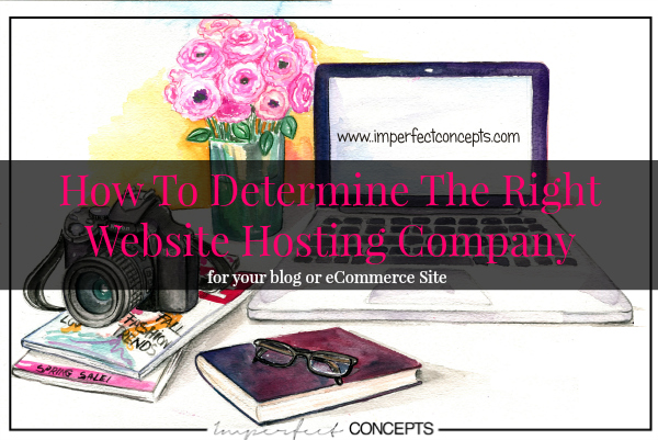 How To Determine The Right Web Hosting Company