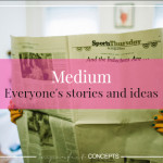 Medium Everyones Stories and Ideas