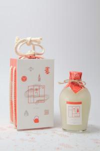 Minori Sake Product Design
