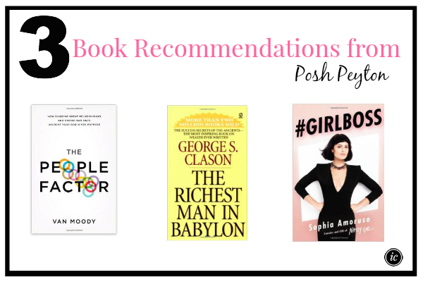 Posh Peyton Book Recommendations