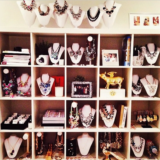 T+J Designs Jewelry Display