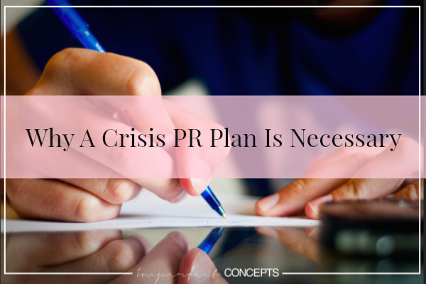 Crisis PR Plan
