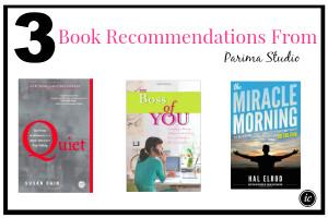 3 Book Recommendations From Parima Studio