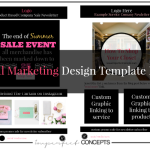 Email Marketing Design Template Ideas